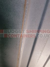 Shipping Container Sweat Condensation Treatments