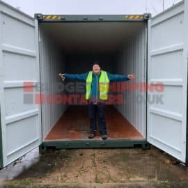 Could a Shipping Container help your community?