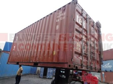 How Much Does A Shipping Container Weigh