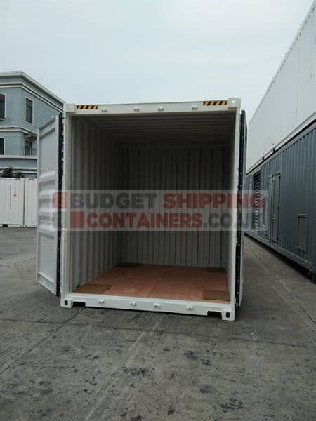 10ft High Cube Shipping Containers (One Trip / New)