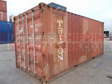 used containers in southampton