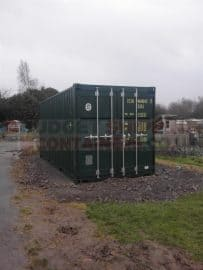 Shipping Containers for Allotments