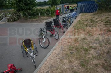 Secure Bike Storage in a Bespoke Shipping Container