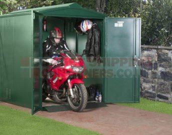 motorbike storage unit