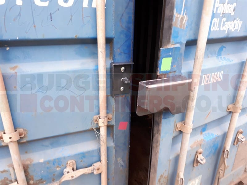 Shipping Container Lock Boxes (Self fit)