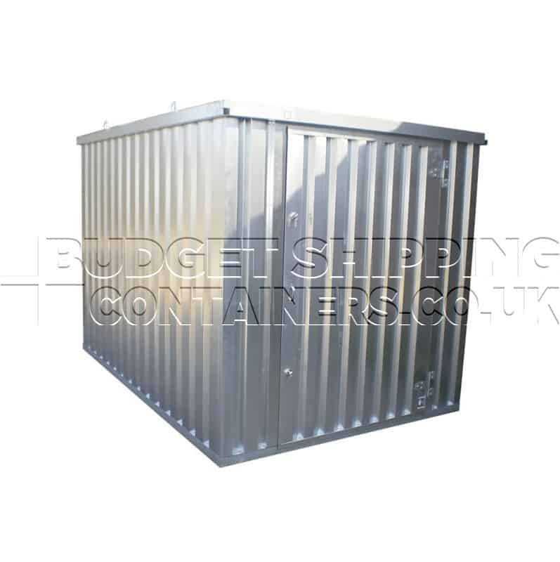 flat pack storage container 2x2 metre. Black Bedroom Furniture Sets. Home Design Ideas