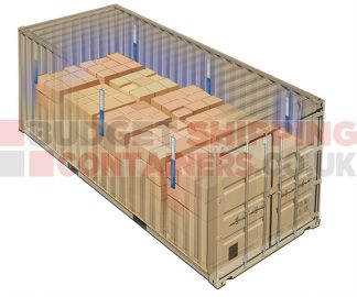 container moisture desiccant