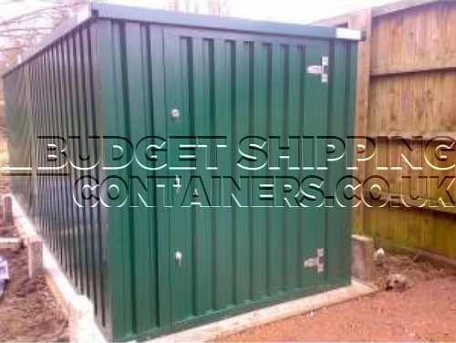 Shipping Container Workshops and Bespoke Container Conversions