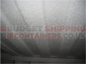 Condensation in Shipping Containers