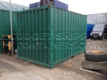 14ft Shipping Container