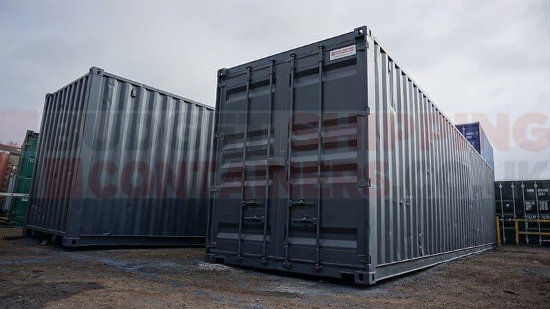 40ft Shipping Container >> 40ft Shipping Containers Refurbished