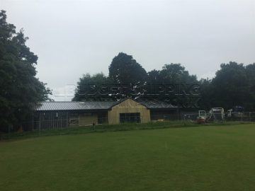 Langton Green Sports Pavillion
