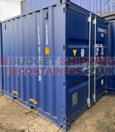 one trip 10ft shipping container