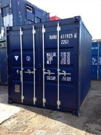 10ft new container