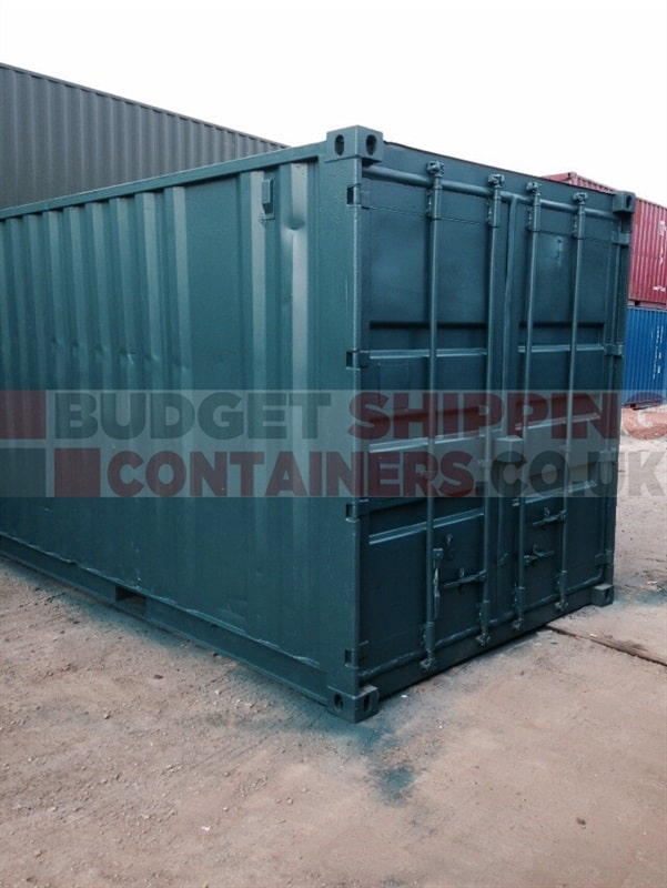 Shipping Container Painting Budget Shipping Containers