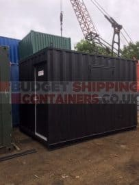 shipping container building site office uses for shipping containers