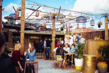Shipping Containers for Music Venues and Festivals